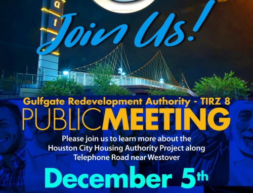 Join us: Public Meeting about the Housing Authority Project along Telephone Road