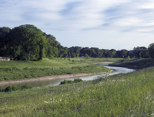 The USACE is beginning construction on a new 0.65-mile segment of Sims Bayou Greenway